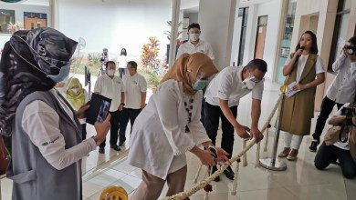 Photo of Peduli Pendidikan Milenial, Pegadaian Bantu Lounge Universitas Padjadjaran