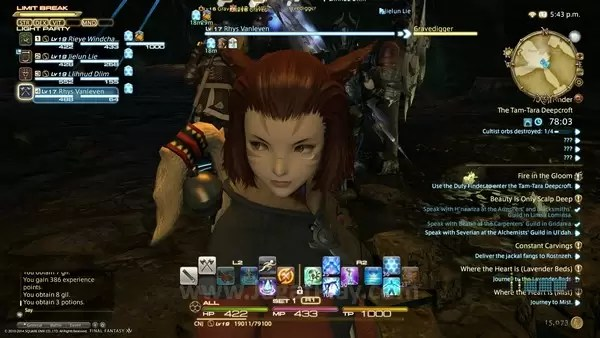 Final Fantasy XIV - ARR JagatPlay (76)