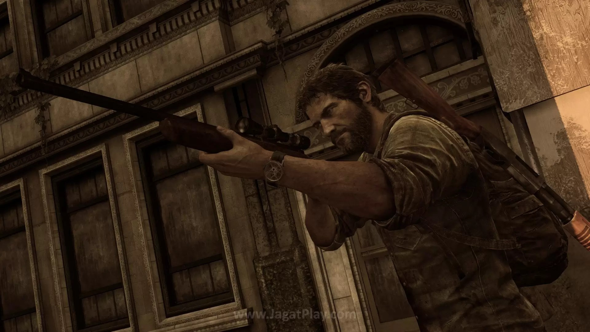 Review The Last Of Us Remastered Versi Lebih Sempurna