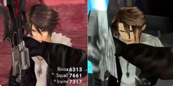 Final Fantasy VIII Original Vs Remaster  Jagat Play