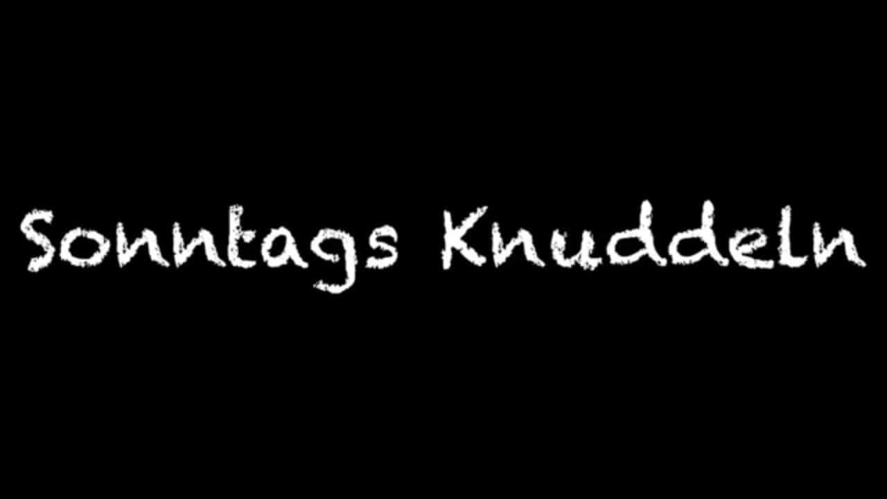 Sonntags Knuddeln