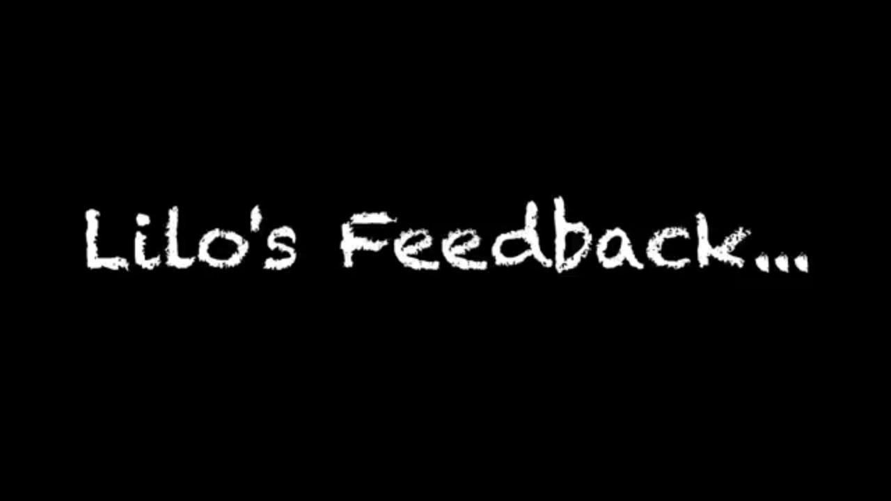 Lilos Feedback