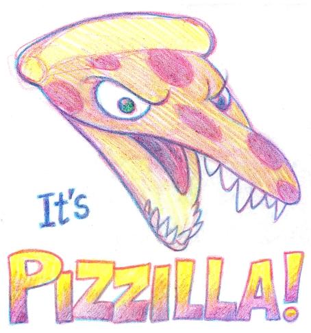 pizzilla