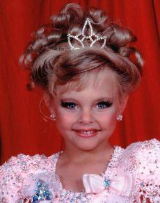 Skönhetstävling barn 3