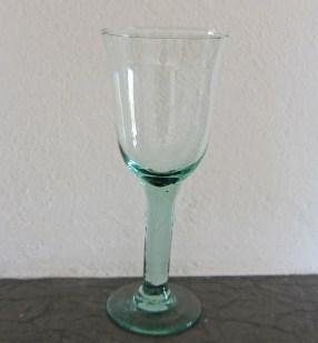 grönt glas