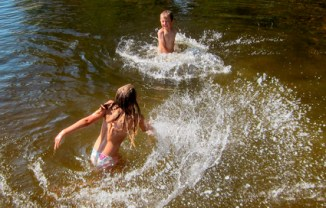 Vattenfestival, I och V