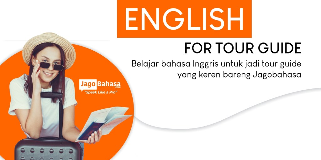 English for Tour Guide