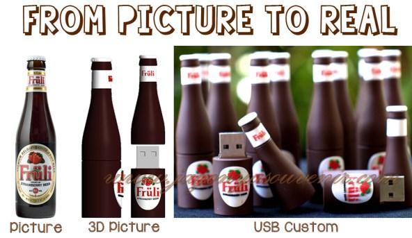 Pesan USB Custom