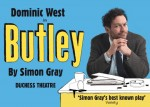 Dominic West in 'Butley' at the Duchess Theatre