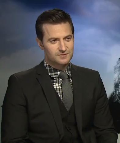 Richard Armitage anticipates the circus question.  Not sure of origin.  Let me know if you do.