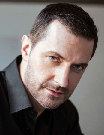 Richard Armitage from DaMan Magazine