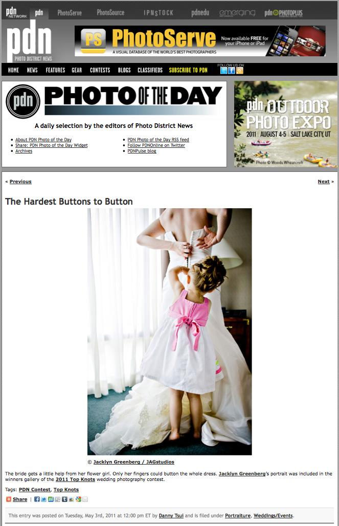 PDN-Magazine-2011-wedding-dress-Photo-of-the-Day-flower-girl-Atlanta-georgia-jagstudios