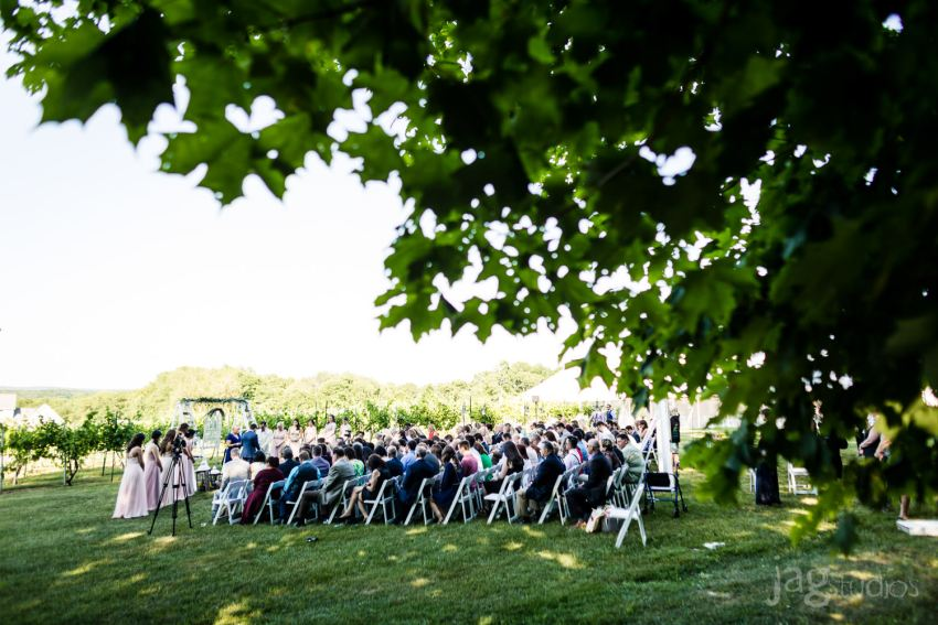 Same Sex Vineyard Wedding JAGstudios