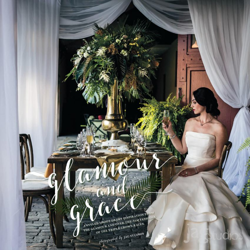 southern wedding inspiration
