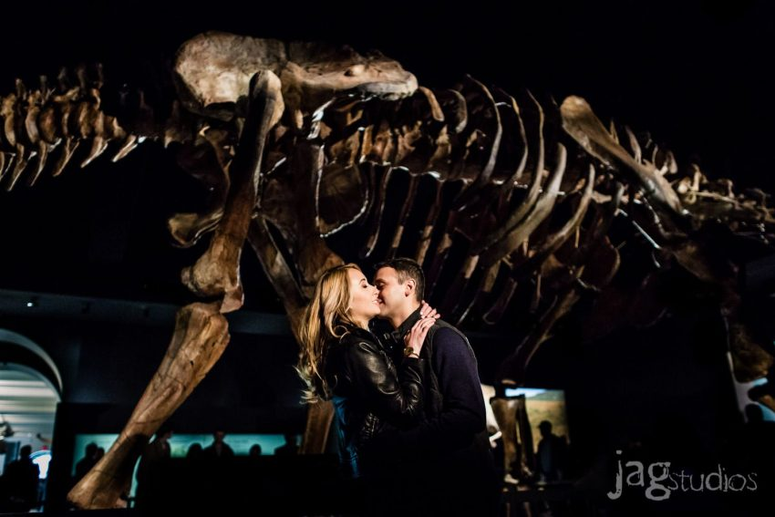 Museum of Natural History Engagement NYC JAGstudios