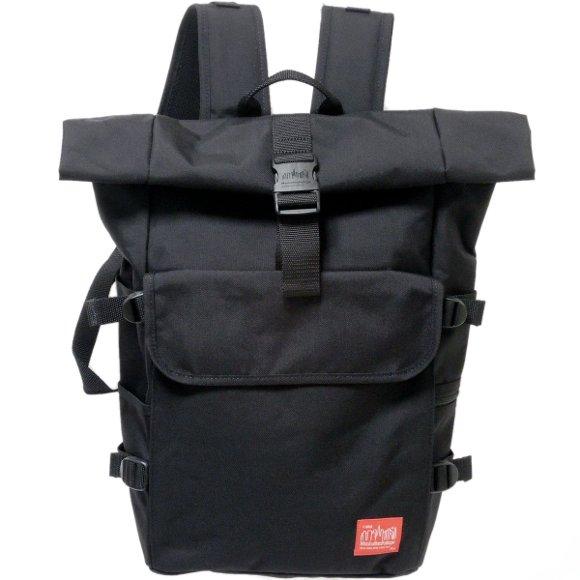 ロールトップ バックパック リュック マンハッタン・ポーテージ Manhattan Portage Silvercup Backpack 35TH ANNIVERSARY MODEL MP1236-35TH