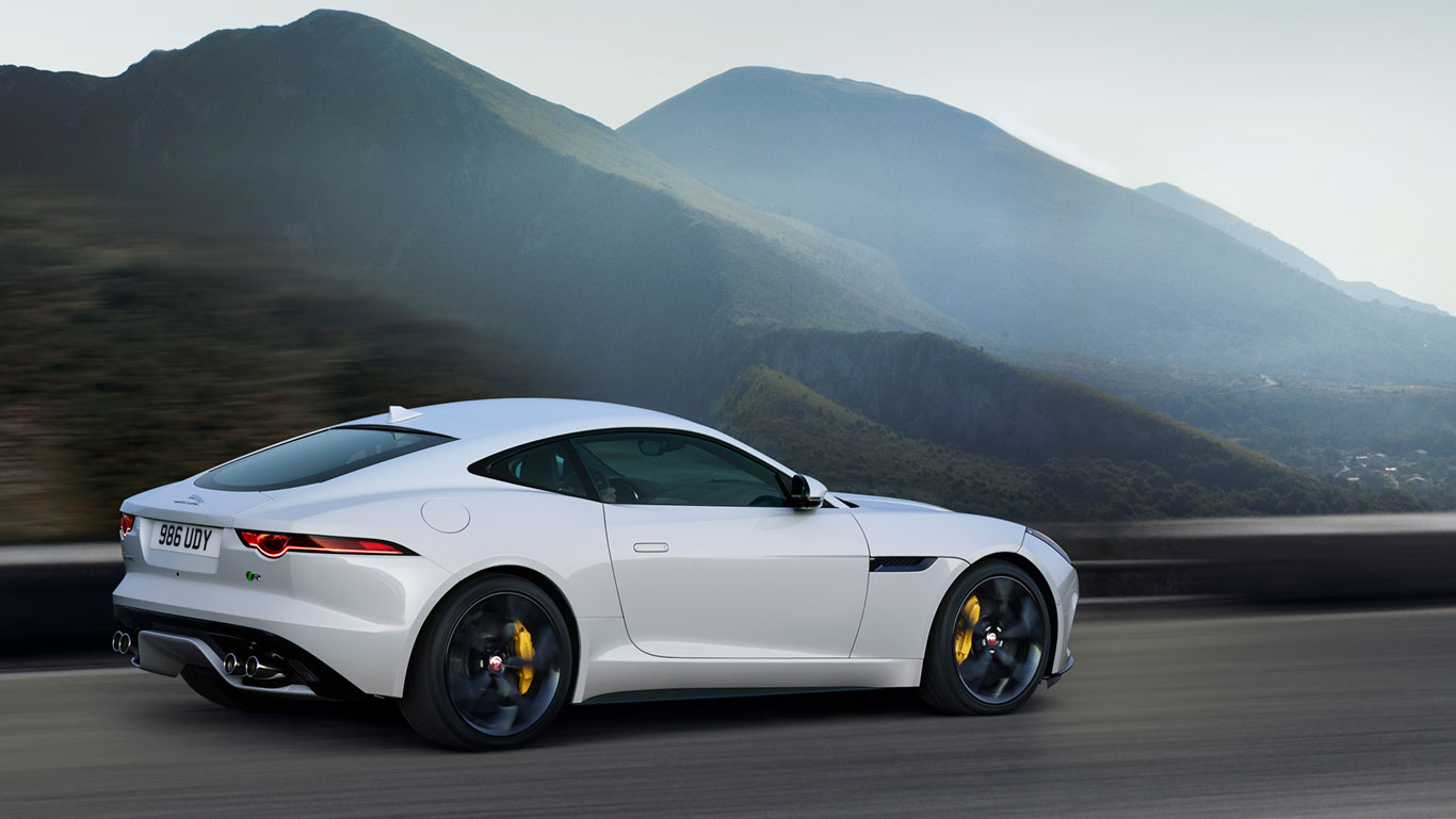 f type coupe jaguar f type image and video gallery jaguar [ 1366 x 769 Pixel ]