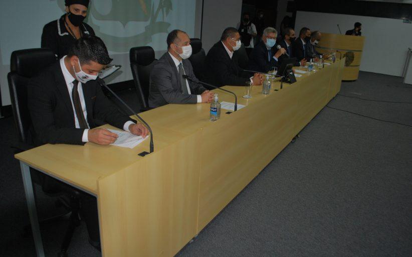Presidente da Câmara de Jaguariúna é eleito vice-presidente do Parlamento da RMC
