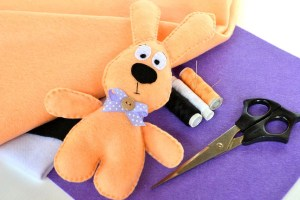 Easter bunny sewing tutorials