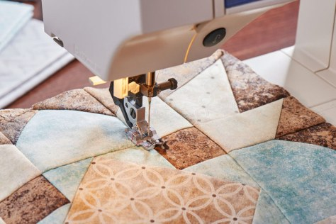 Quilting tips and techniques from Jaguar Sewing Machines