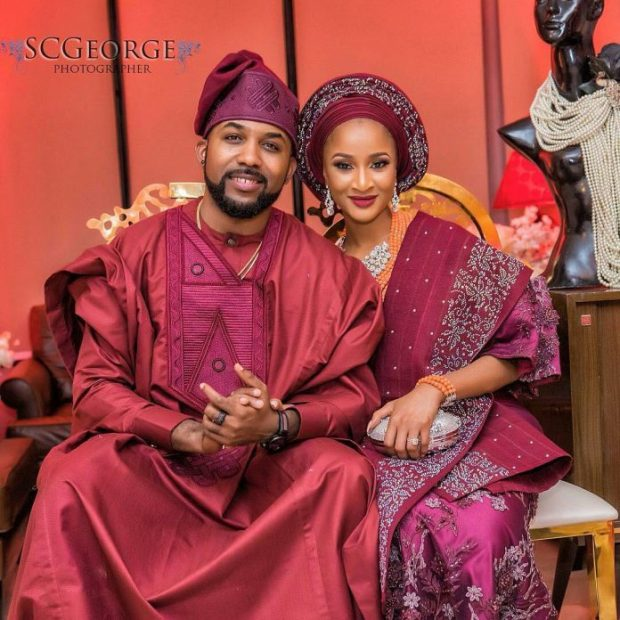 Banky W adesua etomi Introduction 2 696x696 - Top 10 Most Controversial Moments In Nigerian Music 2017