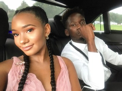 Image result for mr eazi and temi otedola