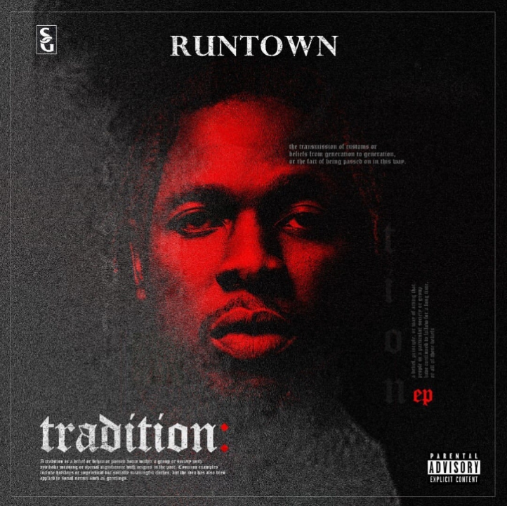 Runtown Unveils EP Cover & Tracklist For upcoming new album