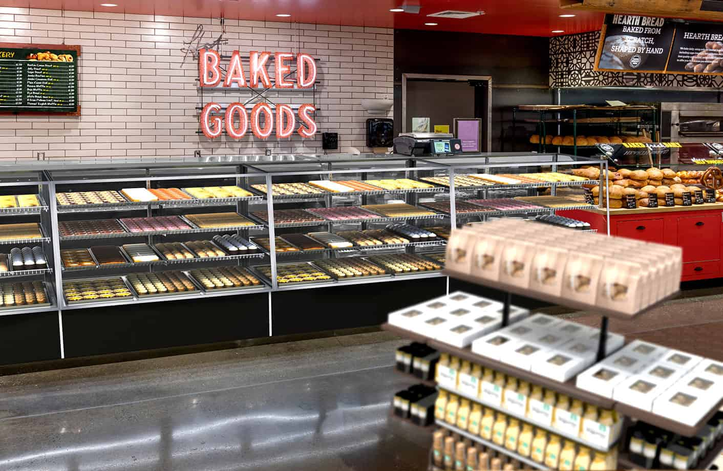 Bakery Displays For Your Total Merchandising Display System Jahabow