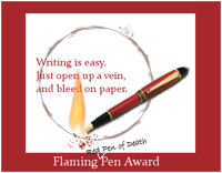 Flaming Red Pen of Death Award