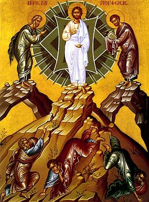Christians Transfigured