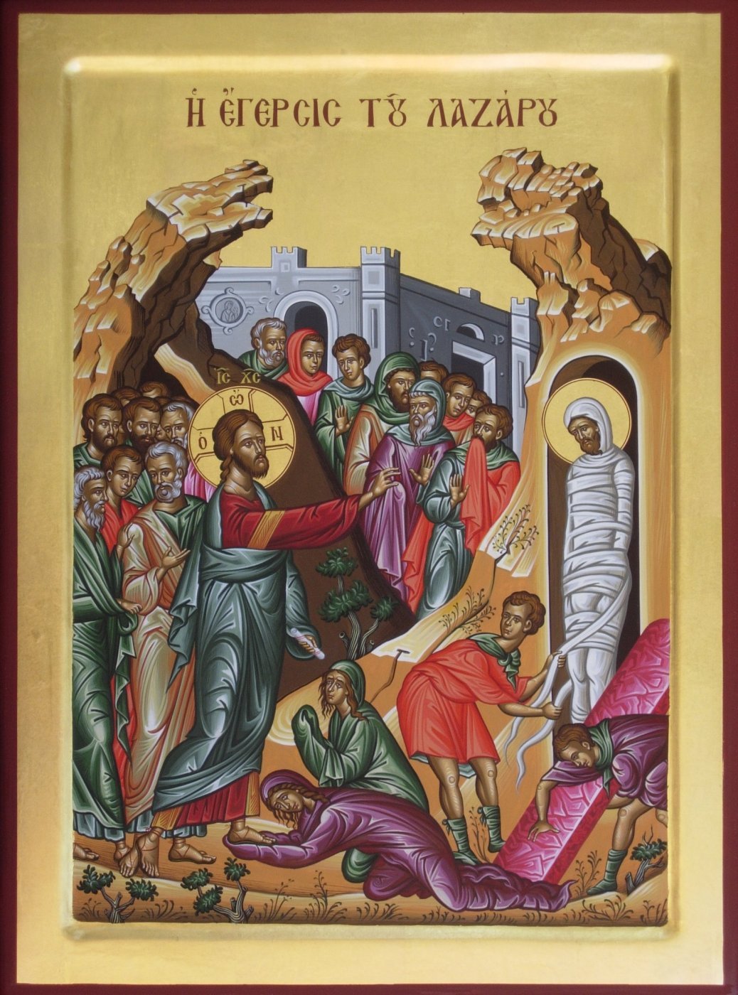 Poor People and Raising Lazarus