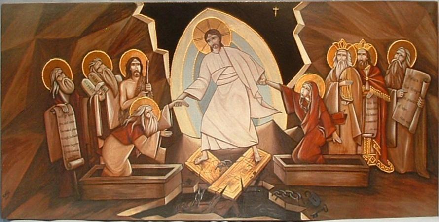 Easter People Risen