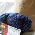 Colour Adventures light merino yarn in Neptune colourway
