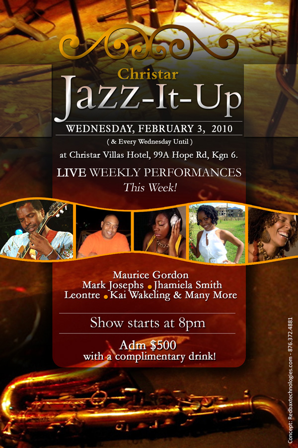 Christar_Jazz-it-up_First-Week