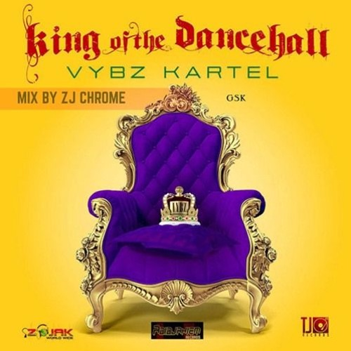 vybz kartel king of the dancehall mixed by zj chrome
