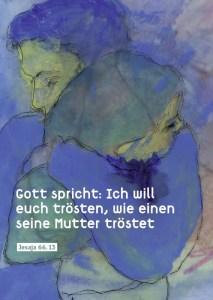 Jahreslosung 2016 von Inge Heinicke-Baldauf