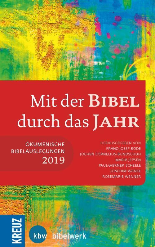 Bibelleseplan 2019 Jahreslosung