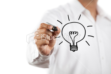 stock-photo-19779878-man-has-a-bright-idea
