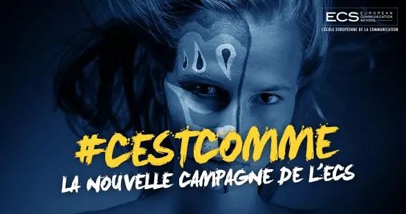 campagne com ECS
