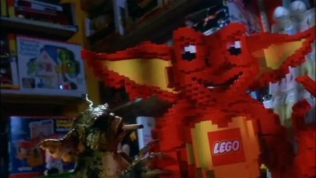 A base de LEGO dans les Gremelins