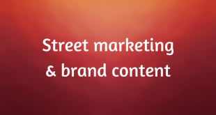 Le street marketing-JUPDLC