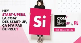 Découvrez les lauréats du prix Com' une Start-up !