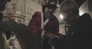Au Brésil, Domino's Pizza prend soin des sans-abri pour Noël