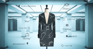 Data_dress : une robe personnalisée grâce à vos données !