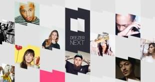 Deezer Next : un programme pour soutenir les jeunes talents