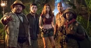Sony Pictures propose une projection du film Jumanji en réalité virtuelle