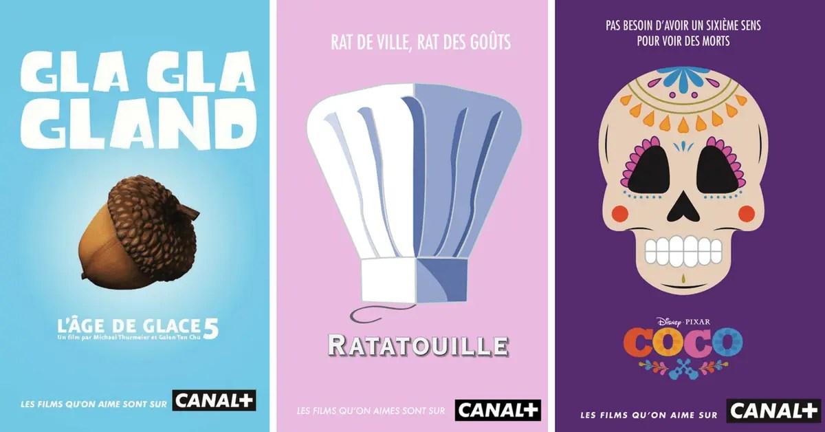 Les étudiants de Sup de Création déclinent la célèbre campagne Canal +