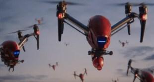 Budweiser vous livre vos bières par drone pendant la Coupe du Monde