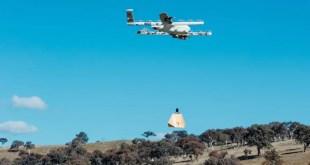 Les livraisons par drone arrivent (enfin) en Europe en 2019