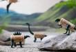 Ces designers vous ramènent en préhistoire avec ces figurines inédites